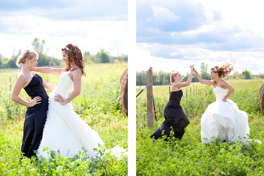 forest lake wedding photographer